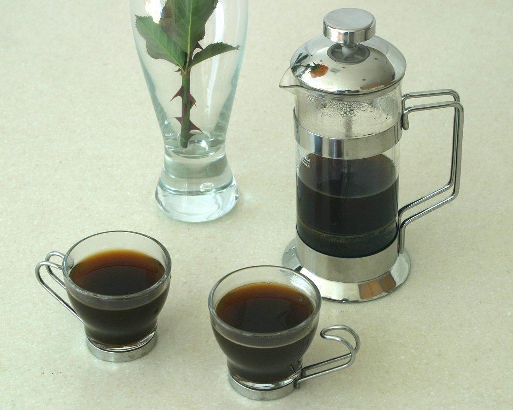 prensa francesa cafe