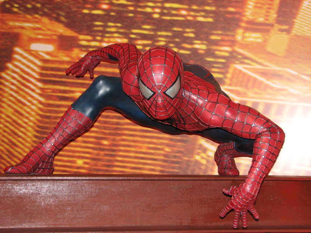 PLayStation Spiderman