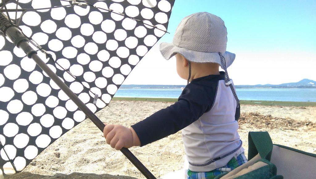protección solar bebes