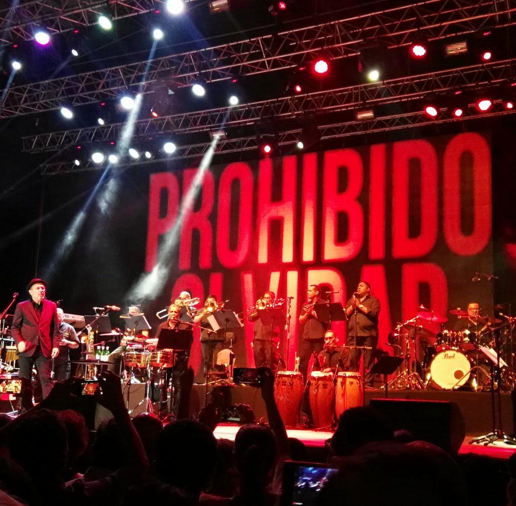 Rubén Blades en Madrid