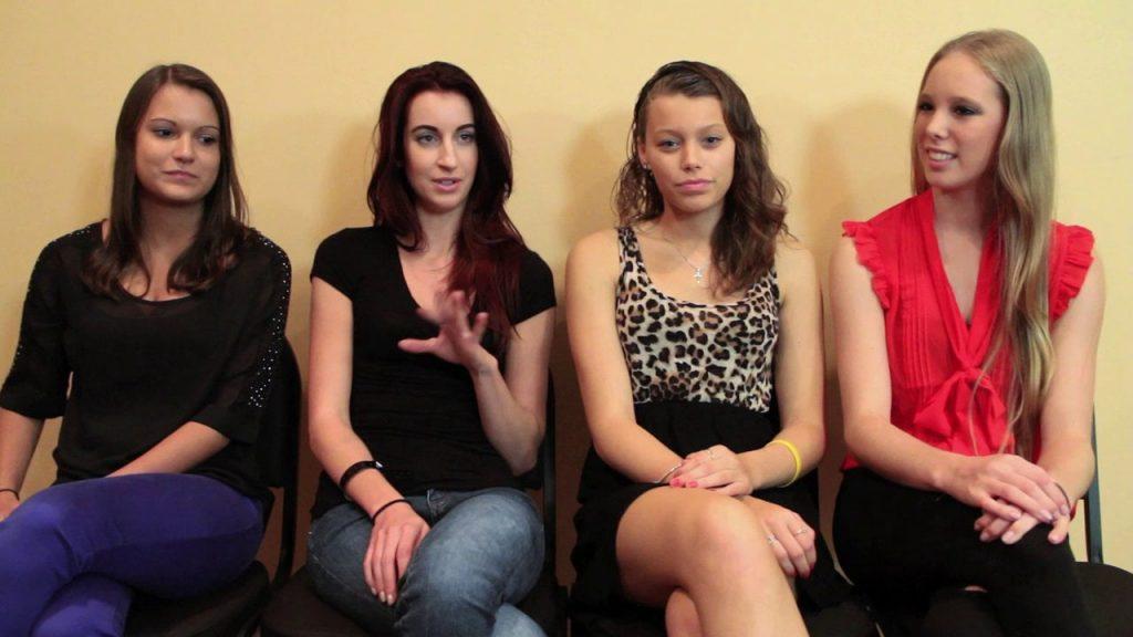 entrevista de trabajo grupal