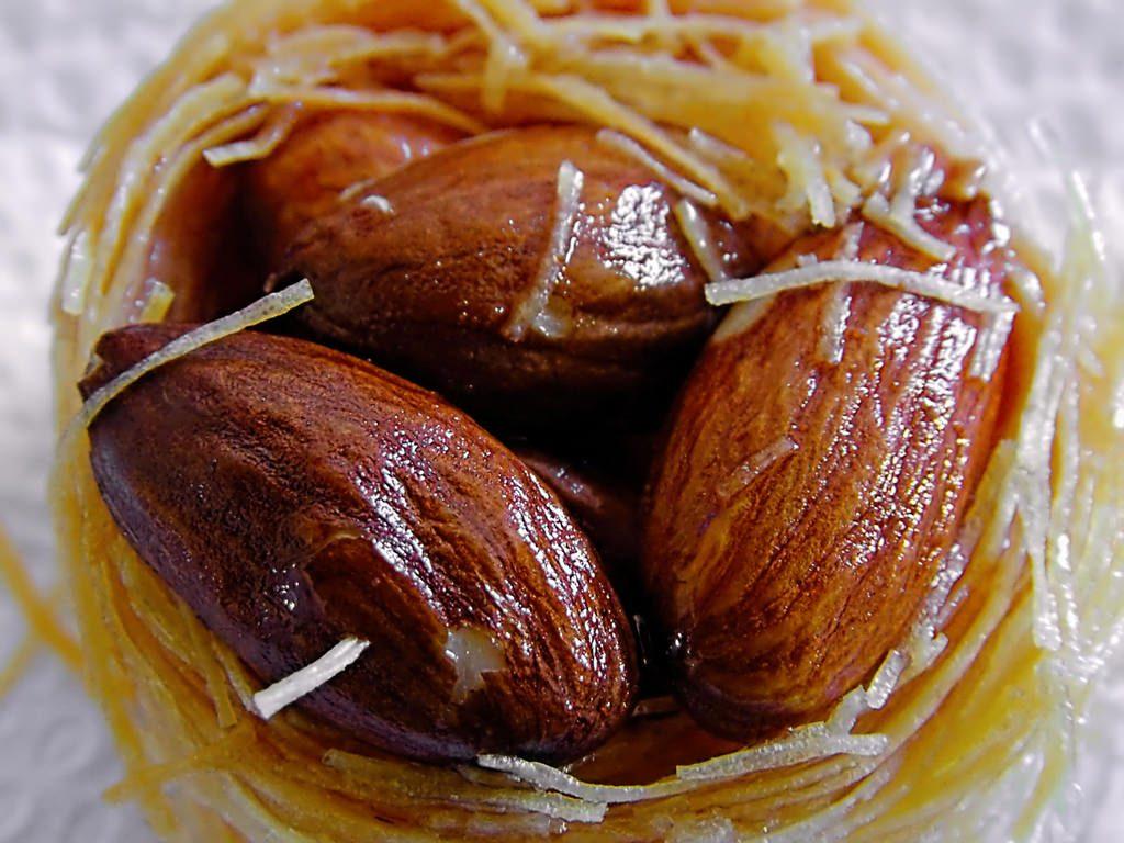 dulce nido arabe