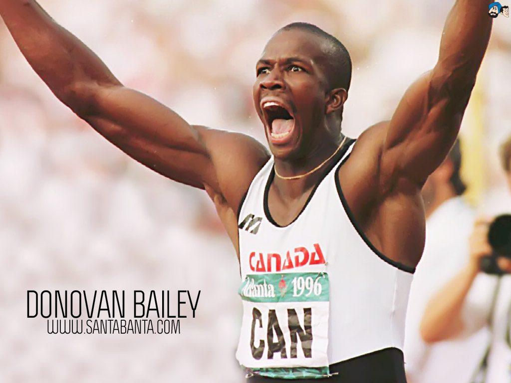 Donovan Baily
