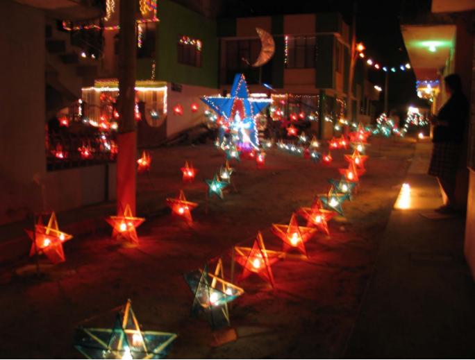 desfiles de navidad