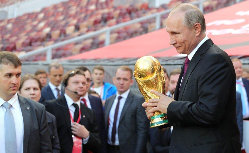 Campeonatos mundiales de fútbol