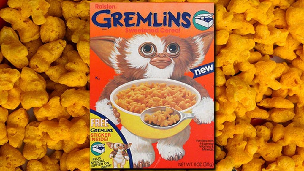 cereales gremlins