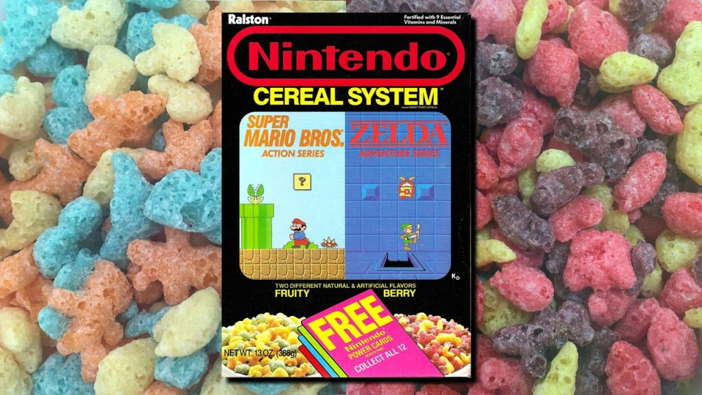 cereales 80s