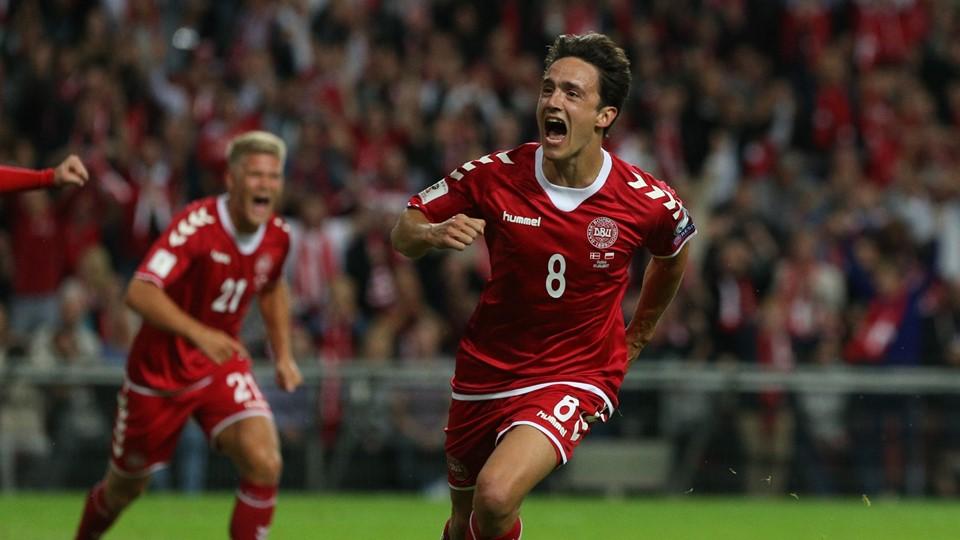 Selección danesa