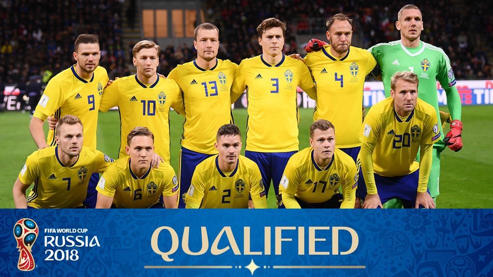 selección sueca